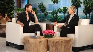 Jared Leto Talks Mountains and Makeup