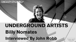 【INTERVIEW】Billy Nomates • Underground Artists