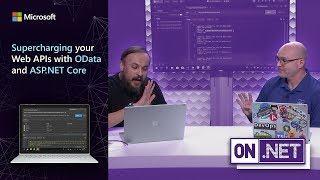 Supercharging your Web APIs with OData and ASP.NET Core