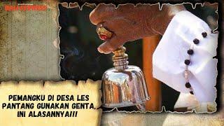 Pemangku di Desa Les Pantang Gunakan Genta, Ini Alasannya!!!