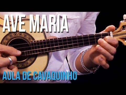 Ave Maria - Charles Gounod - Versão Jorge Aragão - Aula de Cavaquinho - TV Cifras