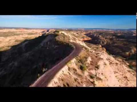 Hogsback Highway 12 Escalante Drone