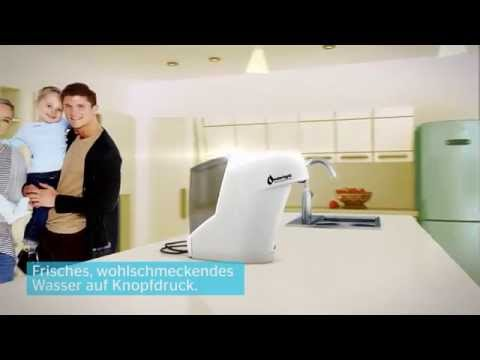 Hybrid Water Purifier Product Movie auf Deutsch