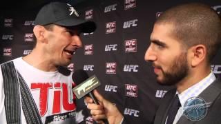 UFC 163: Anthony Perosh Got Butterflies After Landing Huge Punch