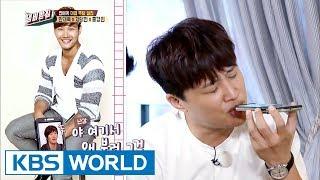 Drunk Cha Taehyun asks Kim Jongkook to sing… What's his reaction?[We Like Zines!/2017.09.05]