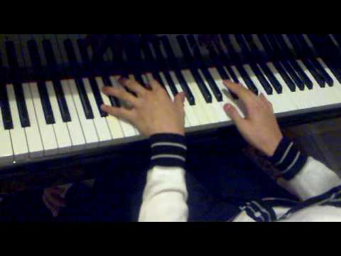 J.Bach Air On The G String Piano (Second Part) Classical Music (Cover)