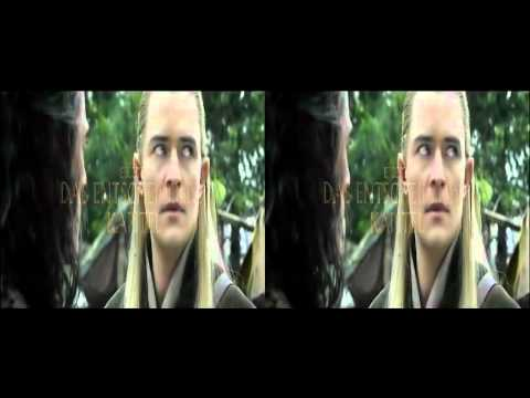 The Hobbit The Battle of the Five Armies 3d trailer in 3d German