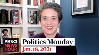 Tamara Keith and Amy Walter on President Trump's legacy