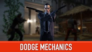 [Payday 2] Dodge - Gameplay Mechanics
