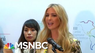 Mika Urges Ivanka Trump To Speak Out In Public On Immigration Policy   Morning Joe   MSNBC