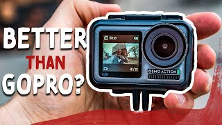 DJI Osmo Action | Better than GoPro? 😳