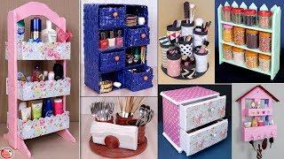 12 DIY Home And Kitchen Organization Ideas || Room Organization Ideas