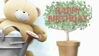 Happy Birthday Teddy Bears