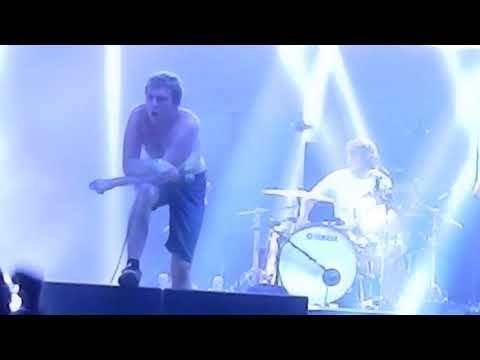 Shame - new song live @ Sziget Festival 2018