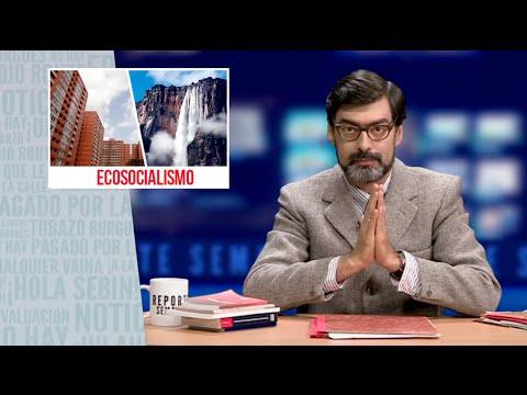 Reporte Semanal - Ecosocialismo