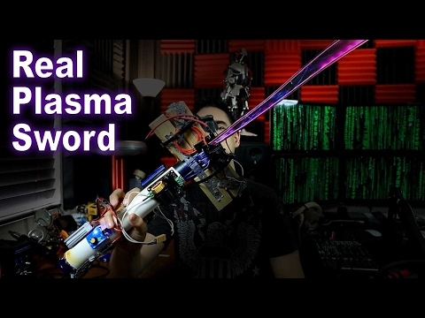 Real Plasma Sword / Lightsaber