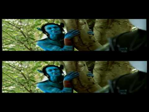 Avatar 2 Trailer ( Spoof in Free D aka fake-3d ) yt3d
