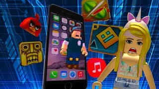 ROBLOX Escape The iPhone Obby