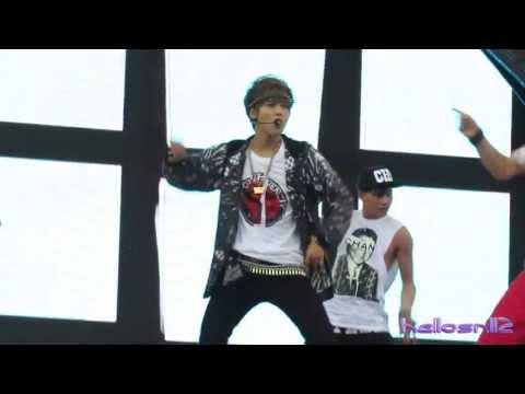130701 SHINee Taemin - Trap (Chinese Ver.)@Hong Kong Dome Festival