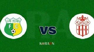 بث مباشر لمباراة سان بيدرو وحسنية أكادير |كأس الكونفيدرالية ...