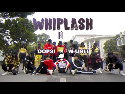[KPOP IN PUBLIC COLLAB] WHIPLASH - NCT (#WithALiEN) dance cover by Oops!Crew x W-Unit