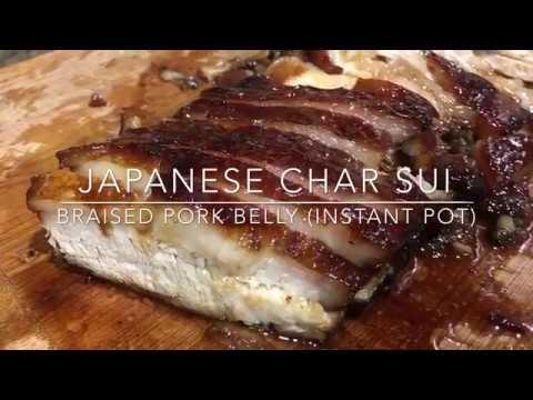 Japanese Charsu (Instant pot)