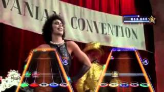 The Rocky Horror Picture Show - Sweet Transvestite 100% (GH Warriors of Rock)