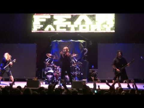 Fear Factory - SELF BIAS RESISTOR Live at The Myrtle Beach House of Blues 12/7/2013