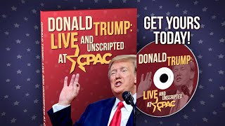 Trump: Live and Unscripted at CPAC | Real Time with Bill Maher (HBO)