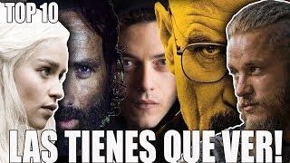 !TOP 10 MEJORES SERIES DEL MUNDO! (MÁS EXITOSAS) (HASTA 2018) (DE TODOS LOS TIEMPOS)