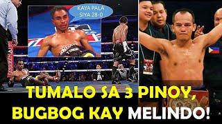 Tumalo sa 3 Pinoy Boxer, Bugbog kay
