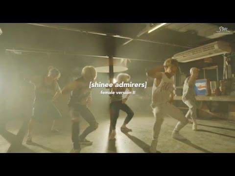 SHINEE ADMIRERS | FEMALE VER. II