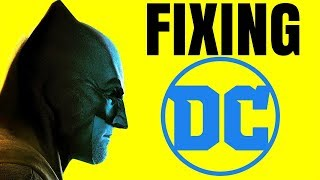 How To Fix The Justice League