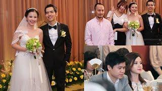 Đây là đám cưới định mệnh của cặp đôi mà Hari Won,Midu cùng loạt sao tham dự..sau đó liền tan vỡ..