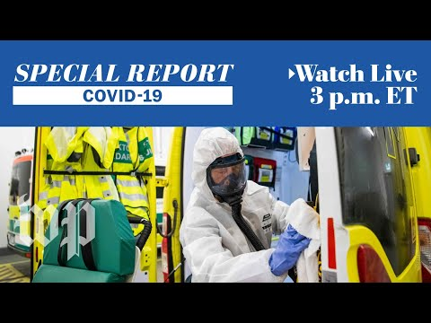 Coronavirus News: The latest on the covid-19 outbreak - 5/14 (FULL LIVE STREAM)