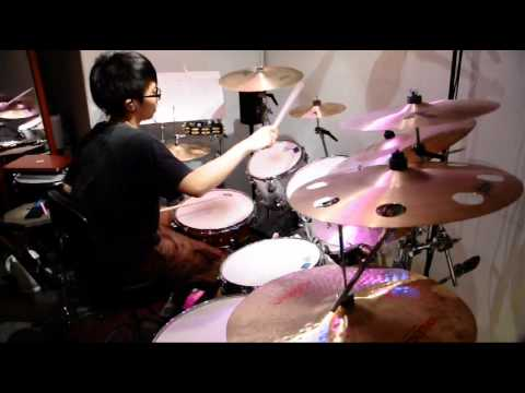 夜訪吸血鬼 - 五月天 (Drum covered by Easonsiu)