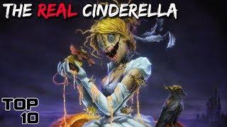 Top 10 Scary Disney Dark Origins