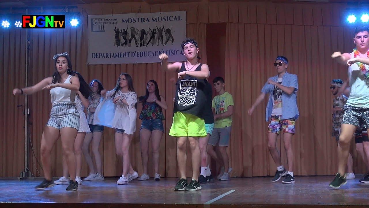 14. Olha A Explosão (Remix) - Bailes Educacion Fisica 2019 IES Nules