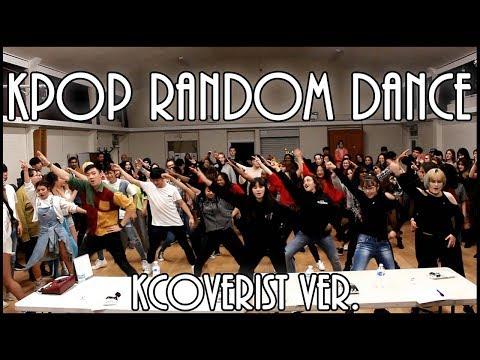 KPOP RANDOM DANCE GAME 2018 | KCOVERIST VER.