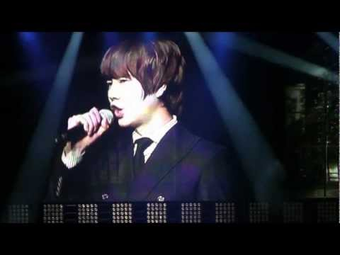 Super Junior - Kyuhyun Vocal Range G2-B5