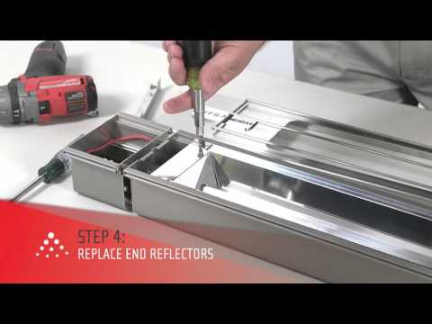 How to Replace An Infratech Heating Element   SL Series