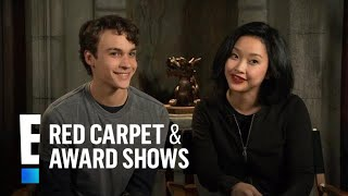 "Lana Condor & Benjamin Wadsworth Give a ""Deadly Class"" Lesson | E! Red Carpet & Award Shows"
