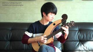 Kansas - Dust In The Wind (Harp Ukulele Cove by Sungha Jung)