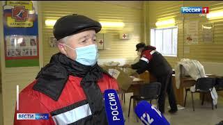 Омским врачам передали мини-лаборатории для тестирования на COVID-19