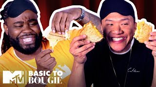 That's TOO Much Cheese 🧀 | Basic to Bougie Season 2 | MTV