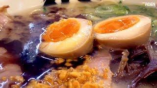 Ramen in Japan - 4 different Styles/Chefs