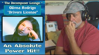 Old Composer REACTS to Olivia Rodrigo Drivers License // Spotify Top 10