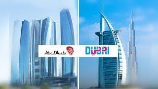 Dubai Vs Abu Dhabi ... which town is the best?