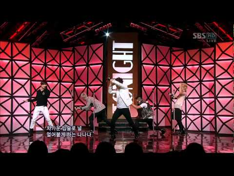 BIGBANG_0320 _SBS Popular Music _TONIGHT_1st Award
