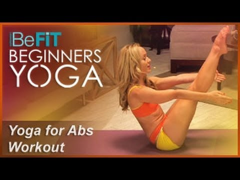 yoga for abs workout befit beginners yoga kino macgregor